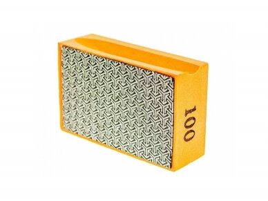 Deimantinė šlifavimo kempinė SENDI #50 - 400 3