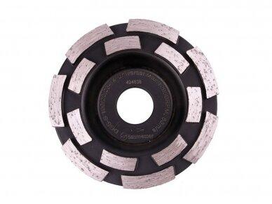 100MM BAUMESSER DGS-S BETON UNI Betono šlifavimo diskas