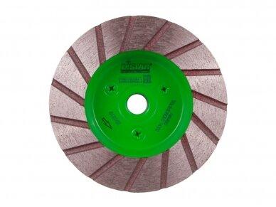 100MM DISTAR DGM-S ELITE ACTIVE Šlifavimo diskas su flanšu