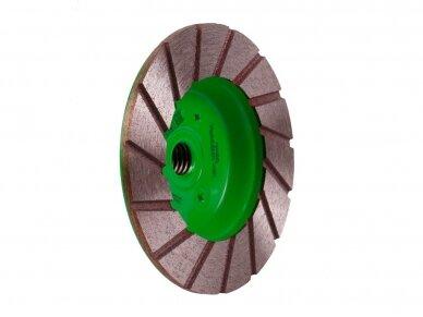 100MM DISTAR DGM-S ELITE ACTIVE Šlifavimo diskas su flanšu 3