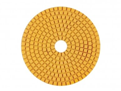 Ø100MM Baumesser Standard Poliravimo diskas #30-3000