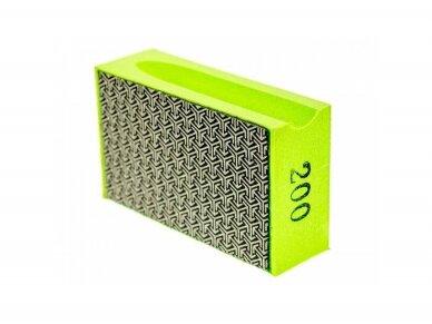 Deimantinė šlifavimo kempinė SENDI #50 - 400 4
