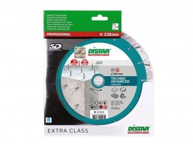 115MM DISTAR TECHNIK ADVANCED Deimantinis diskas betonui 3