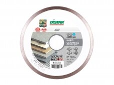 125MM DISTAR HARD CERAMICS deimantinis diskas plytelėms