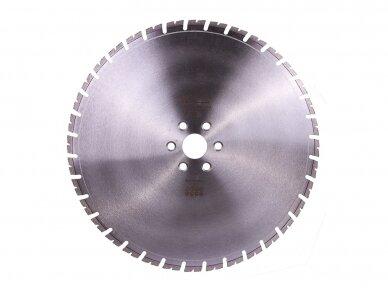 1200MM ADTnS RS-X CLW Deimantinis diskas armuotam betonui