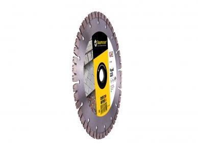 125MM BAUMESSER RAPID PRO Deimantinis pjovimo diskas 2