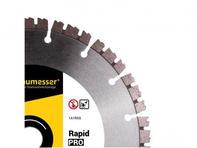 125MM BAUMESSER RAPID PRO Deimantinis pjovimo diskas 4