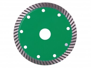 125MM DISTAR TURBO ELITE 5D Deimantinis diskas granitui 2