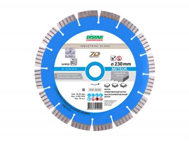 230MM DISTAR METEOR Deimantinis diskas gelžbetoniui, hidrotechniniam betonui