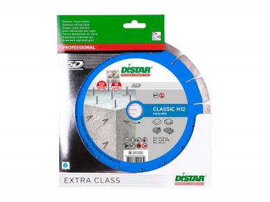 125MM DISTAR CLASSIC H12 Deimantinis diskas gelžbetoniui hidrotechniniam betonui 4