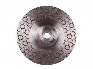 125MM DISTAR EDGE DRY Deimantinis diskas plytelėms SU FLANŠU 3