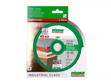125MM DISTAR GRANITE PREMIUM 7D Deimantinis pjovimo diskas granitui 3