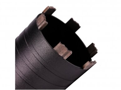 132MM x 300 mm Sauso gręžimo karūna ADTnS RS-TX 2
