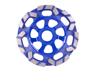 150MM DISTAR GRINDEX DGS-W Šlifavimo diskas