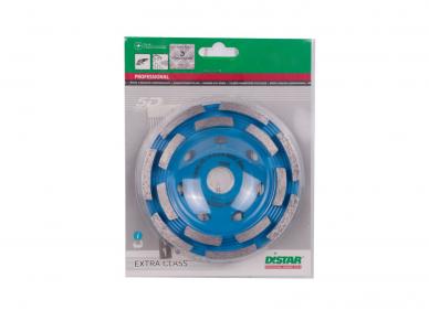 180MM DISTAR EXTRA MAX Betono šlifavimo diskas 4