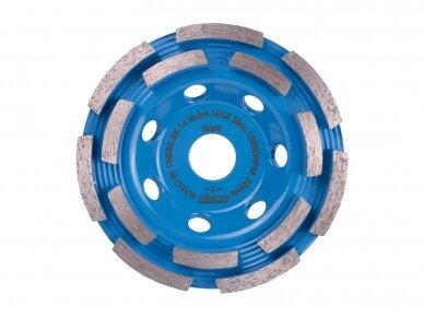100MM DISTAR EXTRA MAX Betono šlifavimo diskas