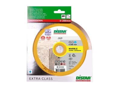 200MM DISTAR MARBLE Deimantinis diskas marmurui 3