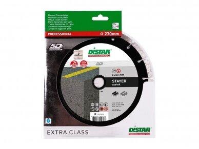 230MM DISTAR STAYER Deimantinis diskas asfaltui 3