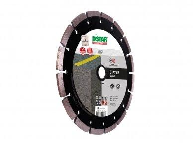 230MM DISTAR STAYER Deimantinis diskas asfaltui 2