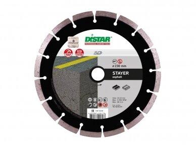 230MM DISTAR STAYER Deimantinis diskas asfaltui