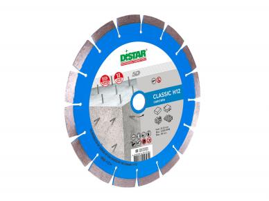 230MM DISTAR CLASSIC H12 Deimantinis diskas gelžbetoniui hidrotechniniam betonui 2