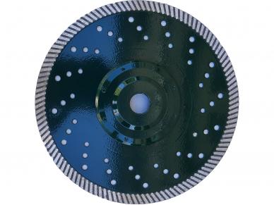 230MM DISTAR GABBRO MAX Deimantinis diskas granitui SU FLANŠU 3