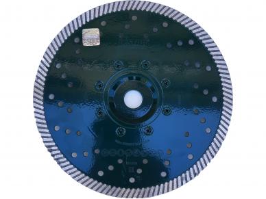 230MM DISTAR GABBRO MAX Deimantinis diskas granitui SU FLANŠU
