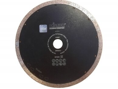 230MM DISTAR HARD CERAMICS ADVANCED SILENT Deimantinis pjovimo diskas