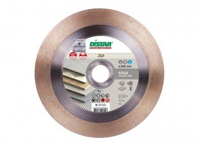 250 MM DISTAR 1A1R EDGE Deimantinis pjovimo diskas