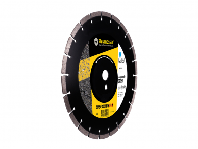 300MM BAUMESSER ASPHALT PRO Deimantinis diskas asfaltui 2