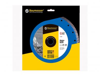 125MM BAUMESSER BETON PRO Deimantinis diskas betonui 4