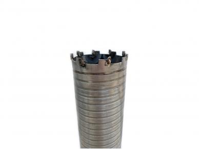 32 - 225 mm Wood deimantinė karūna medžiui 2