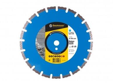 350MM BAUMESSER BETON PRO Deimantinis diskas betonui