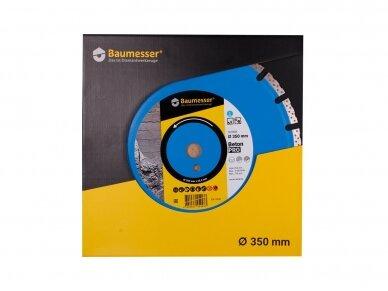 350MM BAUMESSER BETON PRO Deimantinis diskas betonui 4