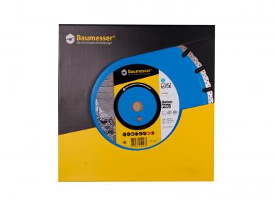 400MM BAUMESSER BETON PRO Deimantinis diskas betonui 4