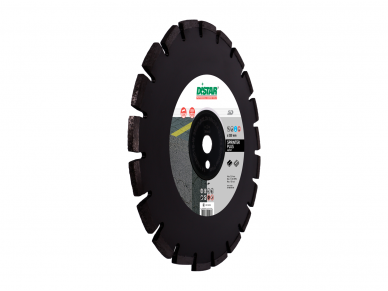 400MM DISTAR SPRINTER PLIUS Deimantinis diskas asfaltui 2