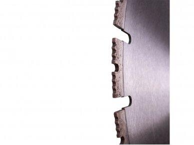 450MM ADTNS CLG RS-Z Deimantinis pjovimo diskas armuotam betonui 3