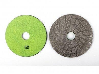 100 mm Poliravimo diskas #50 BIHUI