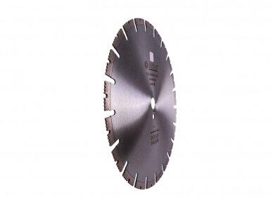 500MM ADTNS CLG RS-Z Deimantinis pjovimo diskas armuotam betonui 2