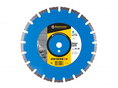 500MM BAUMESSER BETON PRO Deimantinis diskas betonui