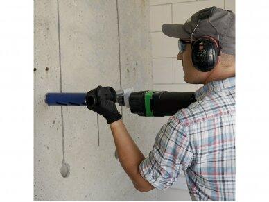 52MM DISTAR DDS-W CONCRETE X Deimantinis grąžtas sausam betono gręžimui 5