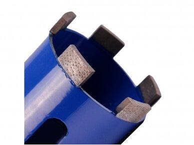 52MM DISTAR DDS-W CONCRETE X Deimantinis grąžtas sausam betono gręžimui 3