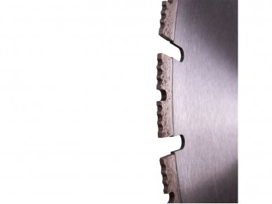 600MM ADTNS CLG RS-Z Deimantinis pjovimo diskas armuotam betonui 2