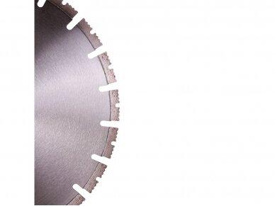 600MM ADTNS CLG RS-Z Deimantinis pjovimo diskas armuotam betonui 4