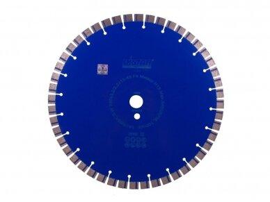 600MM DISTAR METEOR H15 Deimantinis pjovimo diskas armuotam betonui