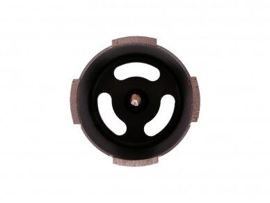68MM ADTnS CS-X SDS+ deimantinis grąžtas rozetėms 3