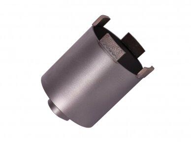 72MM ADTnS CS-X M16 deimantinis grąžtas rozetėms 2