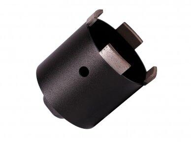 72mm Deimantinis grąžtas rozetėms BAUMESSER DDS-W KRONE PRO M16