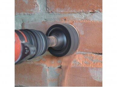 72mm Deimantinis grąžtas rozetėms BAUMESSER DDS-W KRONE PRO M16 4