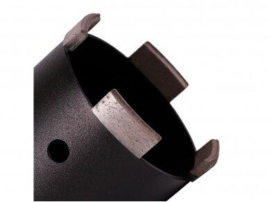 72mm Deimantinis grąžtas rozetėms BAUMESSER DDS-W KRONE PRO M16 3